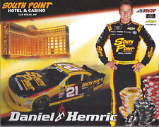 XFINITY SERIES NASCAR POSTCARD 2018  TY DILLON #3 RCR DARLINGTON THROWBACK