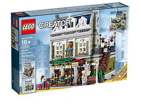 LEGO CREATOR ristorante di Parigi (10243) -  Nuovo nella confezione originale  prezzo più economico