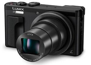 NEW-4K-Video-and-Photo-Panasonic-LUMIX-DMC-ZS60-Camera-WiFi-Leica-DC-Lens-30X