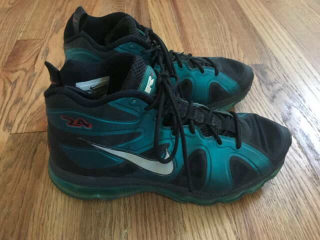 Details about Nike Air Max Ken Griffey Jr #24 FreshwaterBlack Mens 9.5 swingman 487664 300