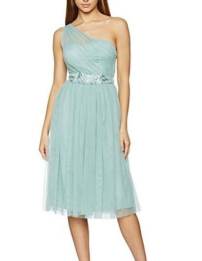 Little Mistress Women's Embellished Dress UK14 RRP (369)