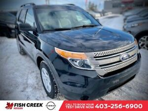 2014 Ford Explorer 4WD  NO ACCIDENTS!