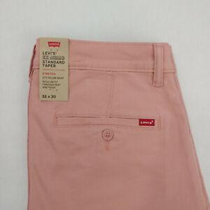 Levis XX Chino Standard Taper Men's Chino Pants 31x30 32x30 34x32 34x34 36x29