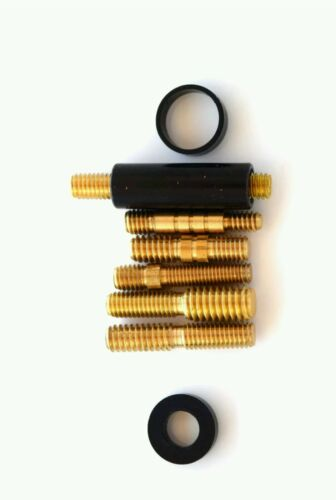 Black Short 50 Caliber Antenna for Your Ford F150 Raptor Tuxedo Black Metallic