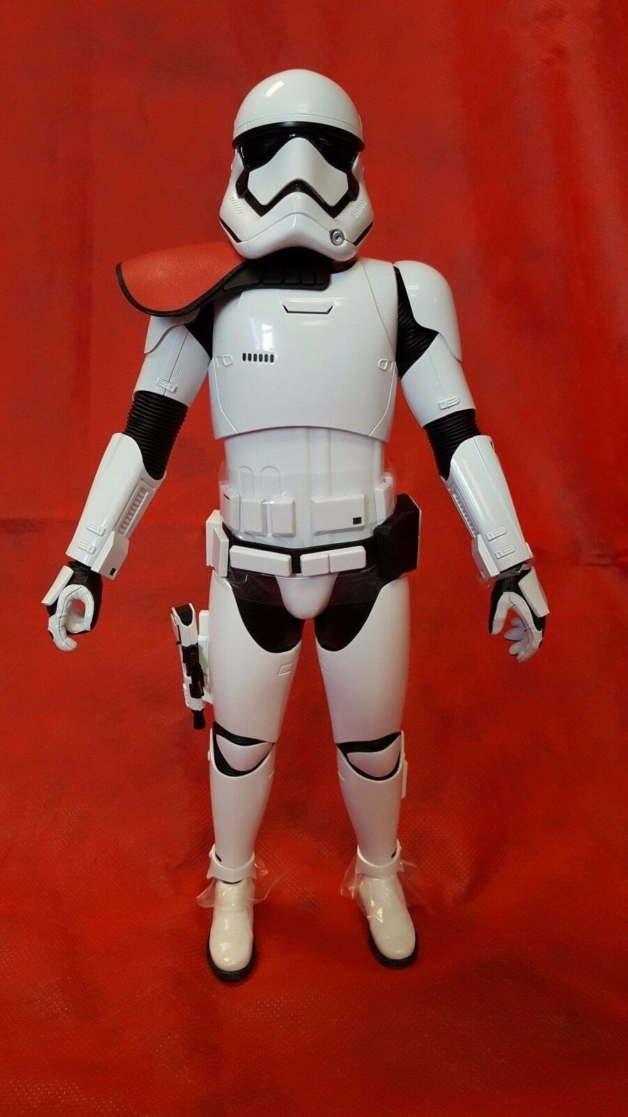 1 6 Hot Toys Star Wars First Order Stormtrooper Officer Figure from Set Loose
