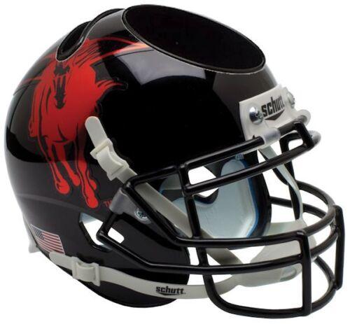 TEXAS TECH RED RAIDERS Football Helmet OFFICE PEN//PENCIL//BUSINESS CARD HOLDER