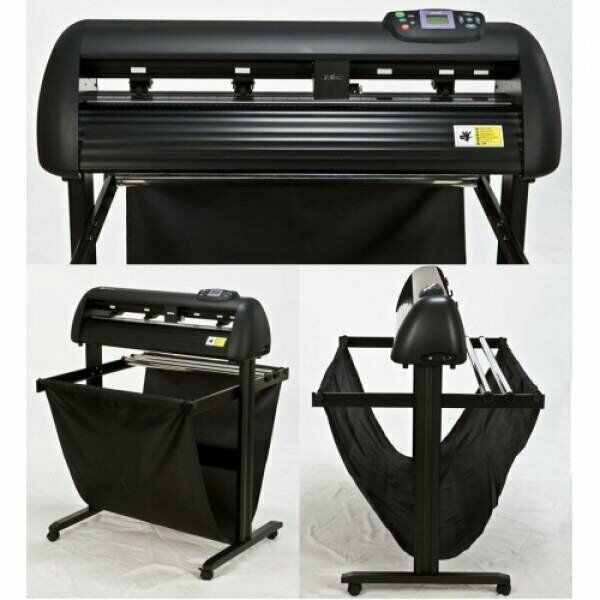 FOISON C24 Vinyl Cutter for making T-shirts, wall art and much more
