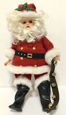 Miracle On 31st Street Santa Claus 10/'/' Madame Alexander Doll New