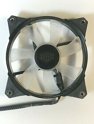 COOLER MASTER A12025-20RB-4BP-F1 DC 12V 0.42A PC Cooling Fan 12025 120x120x25mm
