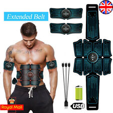 A-tion Muscle Trainer EMS Abdominal Toning Belt Portable With None for sale  online | eBay