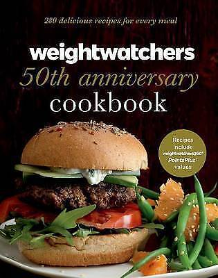 1 of 1 - USED (LN) Weight Watchers 50th Anniversary Cookbook: 280 Delicious Recipes for E