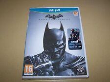 Batman: Arkham Origins (Nintendo Wii U, 2013) **New and Sealed**