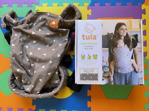 Tula Sleepy Polvo Medio Hebilla de algodón bebé portador