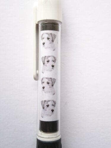 Jack Russell Terrier Retractable Ball Pen by Curiosity Crafts