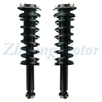 Set of 4 Front /& Rear Quick Complete Struts /& Coil Springs Conversion Kit Compatible with 1992-1995 Honda Civic