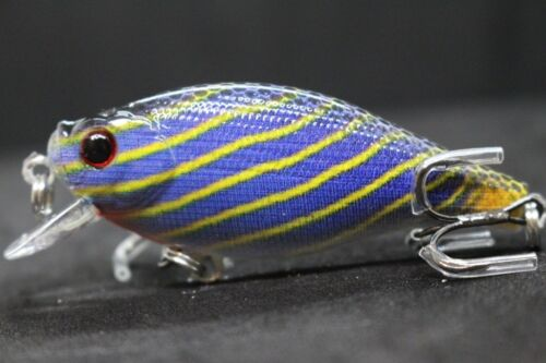 wLure 2 1//2 inch Crankbait Fishing Lures Shallow Water For Bass fishing C547
