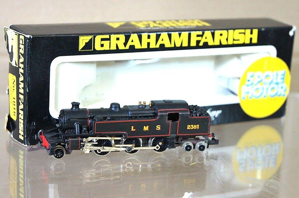 Gram Farish 1016 Kit build Mr RMS 2 - - - 6 - 4 latas 4 P 2.361 cajas de menta MZ 075