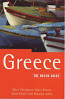 Greece: The Rough Guide by John Fisher, Marc Dubin, Mark Ellingham, Natania Jansz (Paperback, 2000)