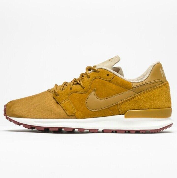 Nike Air 10 Berwuda PRM Desert Ochre Tan Size 10 Air 844978 701 NEW d32a62