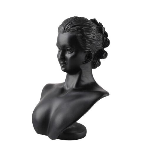 Schaufensterpuppe Dekokopf Mannequin Kopf Für Hüte Perücken Schmuck