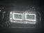 JTX-1-Pair-Chrome-LED-Headlights-4x6-034-White-Halo-Flashes-Amber thumbnail 6