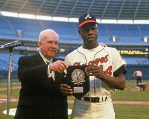 Buy Any 2 Get 1 Free Hank Aaron Photo 8X10-1966 Atlanta Braves