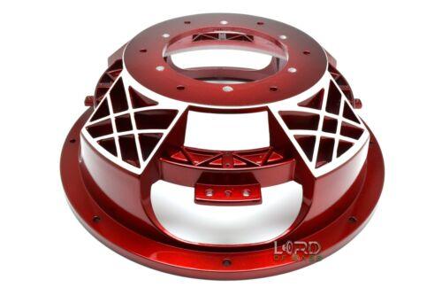 """12/"""" Red 4 Spoke  Basket Frame"""