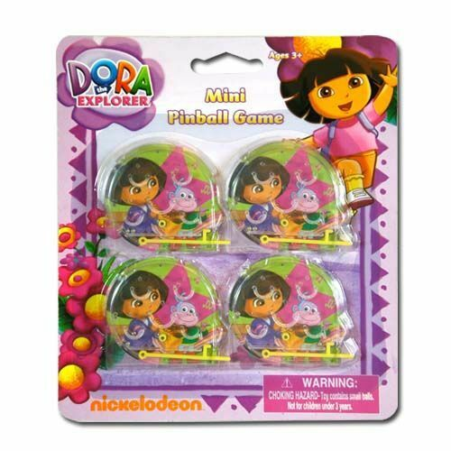 Dora-the-Explorer-8pk-Mini-Pinball-Games