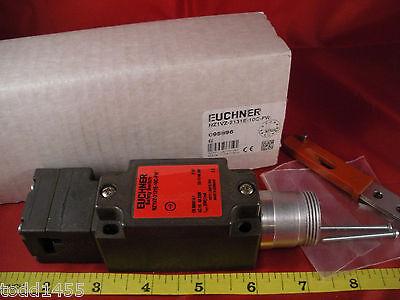 NEW #124630 EUCHNER NZ1VZ-3131E-MC1972 SAFETY SWITCH AC-15 4A 230V DC-13 4A 24V
