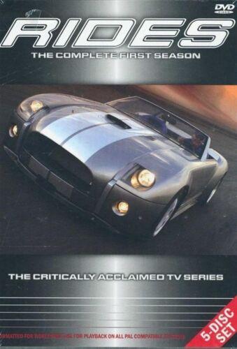 1 of 1 - Rides : Season 1..5 X DISCS..REG 4..NEW & SEALED   DVD64
