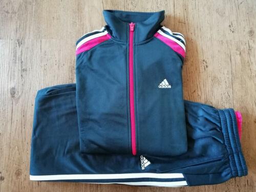 Adidas Trainingsanzug Sport Trainingsjacke Trainingshose grau NEU