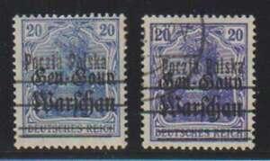 A7346-Poland-21a-Mint-OG-H-CV