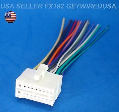 Clarion 16 Pin Wiring Diagram : Clarion Car Radio Stereo Audio Wiring Diagram Autoradio ...