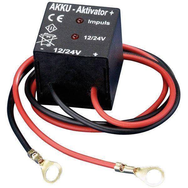 Conrad 900006 12V/24V Lead Acid Battery Activator