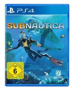 Subnautica (Playstation 4) (Neuware)
