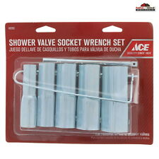 5pc Shower Valve Socket Wrench Set Plumbing Tool New