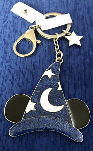 Disney-Parks-Sorcerer-Mickey-Mouse-Hat-Metal-Keychain