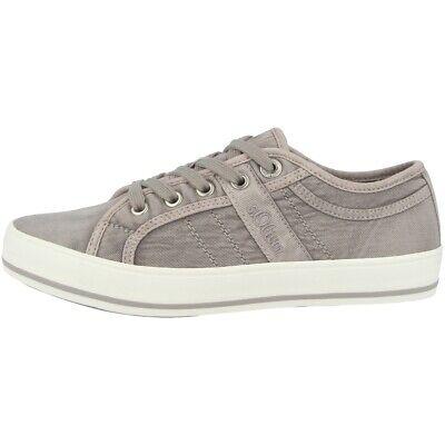 Der GüNstigste Preis S.oliver 5-23665-32 Women Schuhe Damen Freizeit Sneaker Schnürer 5-23665-32-210 Dauerhafte Modellierung