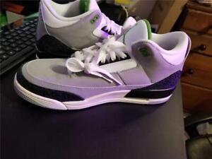 buy popular ca820 f8fb3 Image is loading Authentic-Nike-Air-Jordan-3-Retro-LT-Smoke-