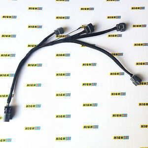 Details about WIRE HARNESS SILVIA S13 S14 200SX 180SX SR20DET FIT NISSAN on