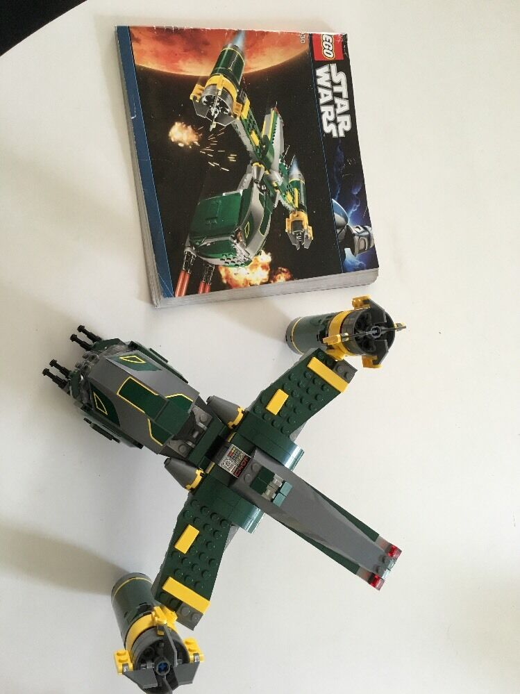 LEGO set   7930 Bounty Hunter Assault Gunship Star Wars Set