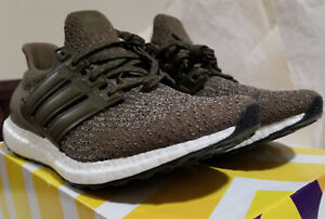 7d39330d4 adidas Ultra Boost 3.0 Running Shoes OG Trace Olive Trace Khaki ...