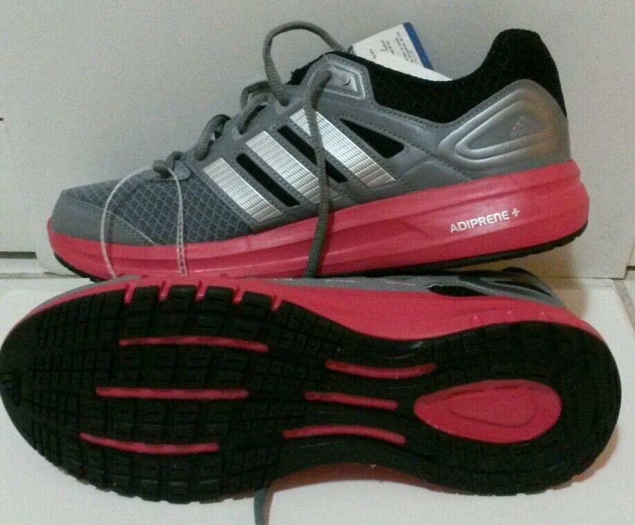Adidas Duramo 6 Running Women's Shoes Sneakers Adiprene Mesh Grey Comfortable The latest discount shoes for men and women