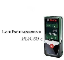 Bosch PLR 50 C Laser Entfernungsmesser Distanzmesser Messgerät Neu