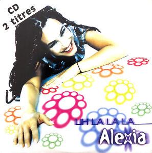 Alexia-CD-Single-Uh-La-La-La-France-EX-EX