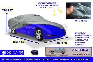 Telo-Copriauto-HONDA-INSIGHT-2009-gt-13-Impermeabile-elastico-esterno-antisole-per