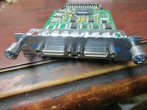 Cisco-HWIC-2SER-2-Port-High-Speed-Serial-WAN-Interface-Card