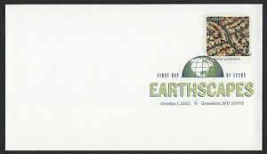 #4710k Earthscapes: Subdivision, Digital Color FDC Cualquier 5=
