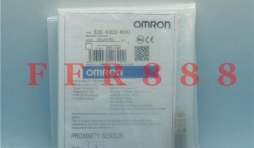 NEW OMRON PLC E2E-X2D2-M3G Sensor