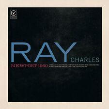 Ray Charles Newport 1960 180gm Vinyl LP Record Live Jazz Festival USA RARE! NEW!